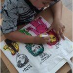 Malování na textil